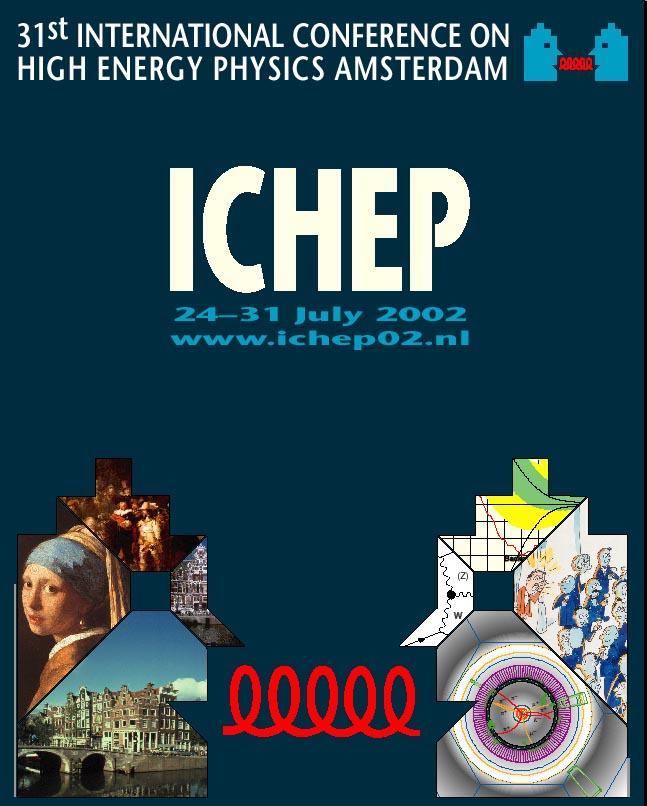 [ICHEP 2002 poster]
